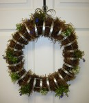 """Living"" Wreath"